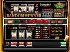 random runner jackpot